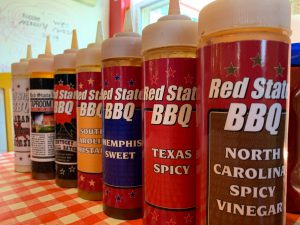 Red State BBQ Sauces